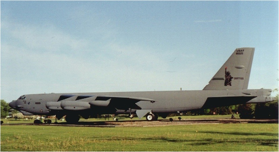 b 52 griffiss afb rome - photo#2