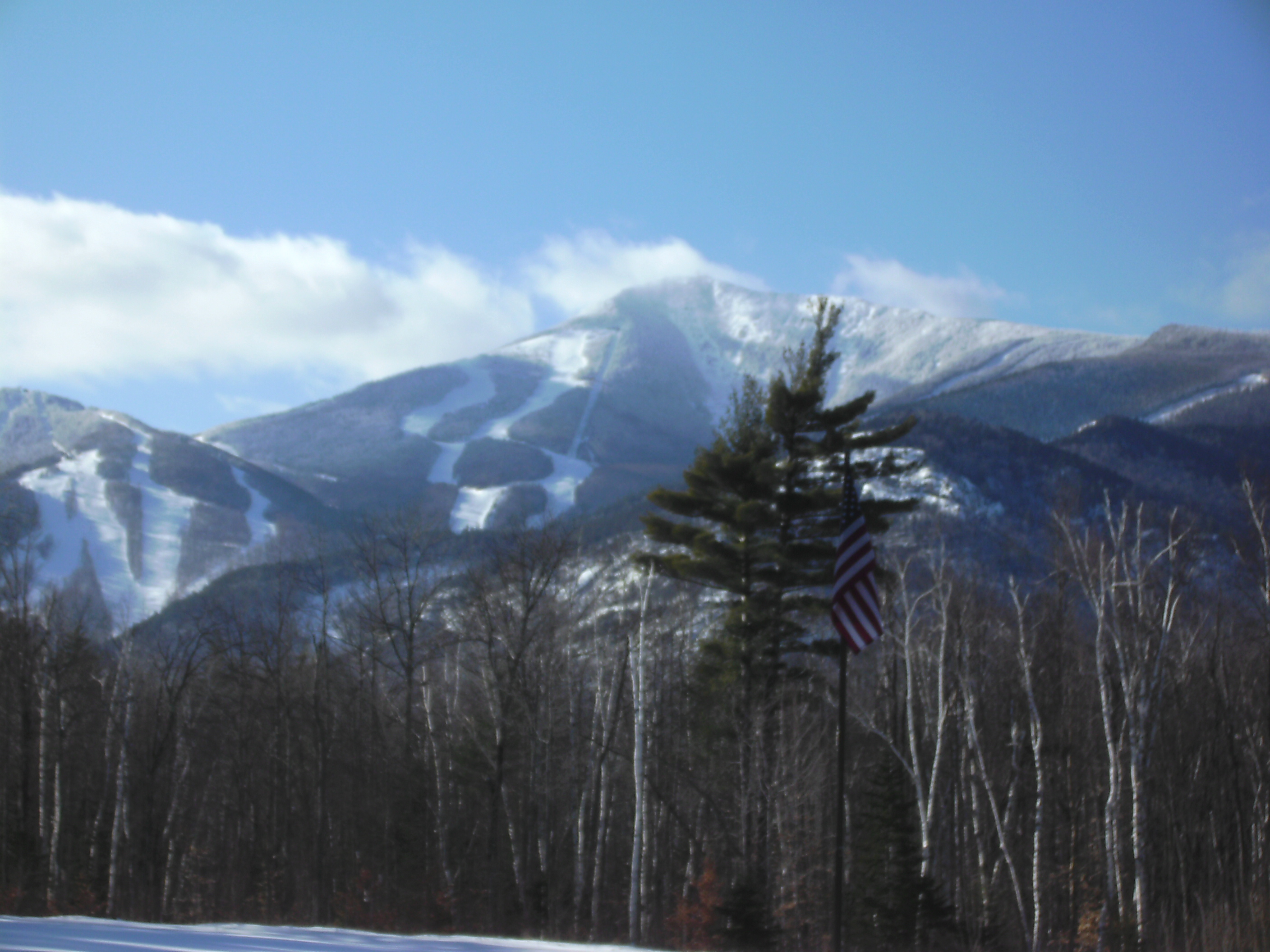 Whiteface in Winter