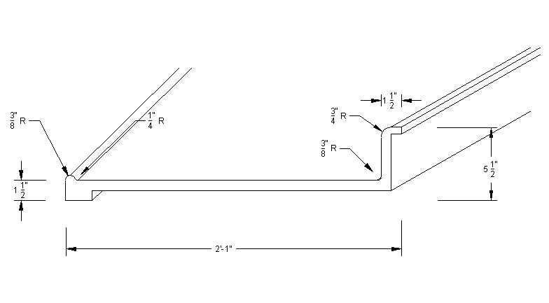 AMHS - Post Form Countertops