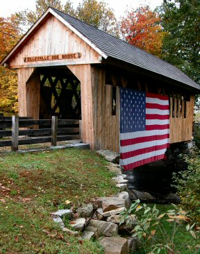Cilleyville Covered Bridge 2