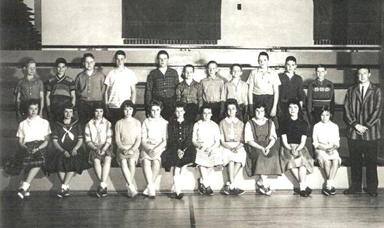 6th grade, 1960-61
