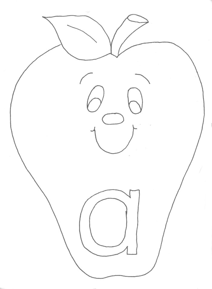 Alphabet Coloring Sheet Janice 39 s Daycare
