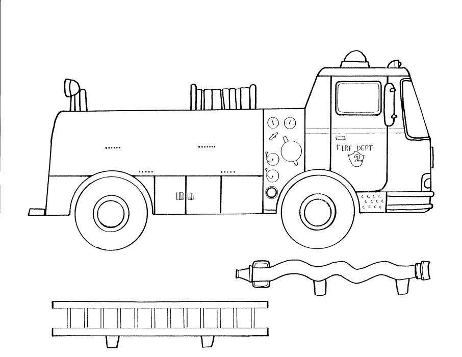 Police Station Coloring Pages Police Station Colouring Pages