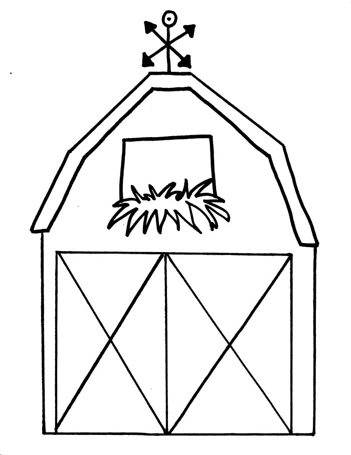 CountrySide Coloring Sheets