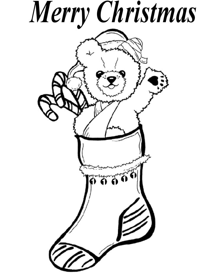 Holiday Coloring Sheets Janice S Daycare
