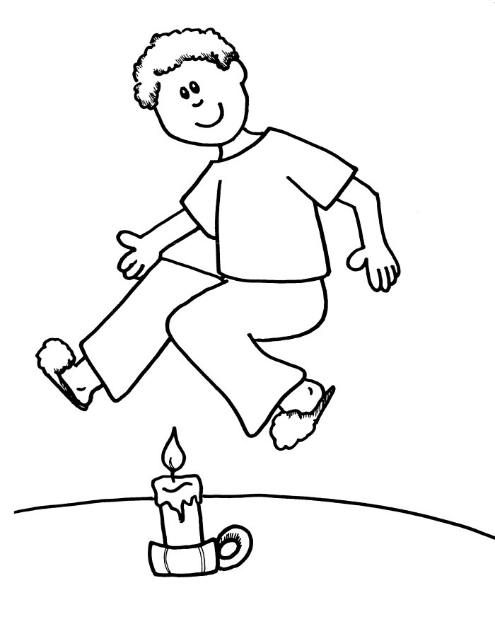 People Coloring Sheets Janice S Daycare Coloring Page Person