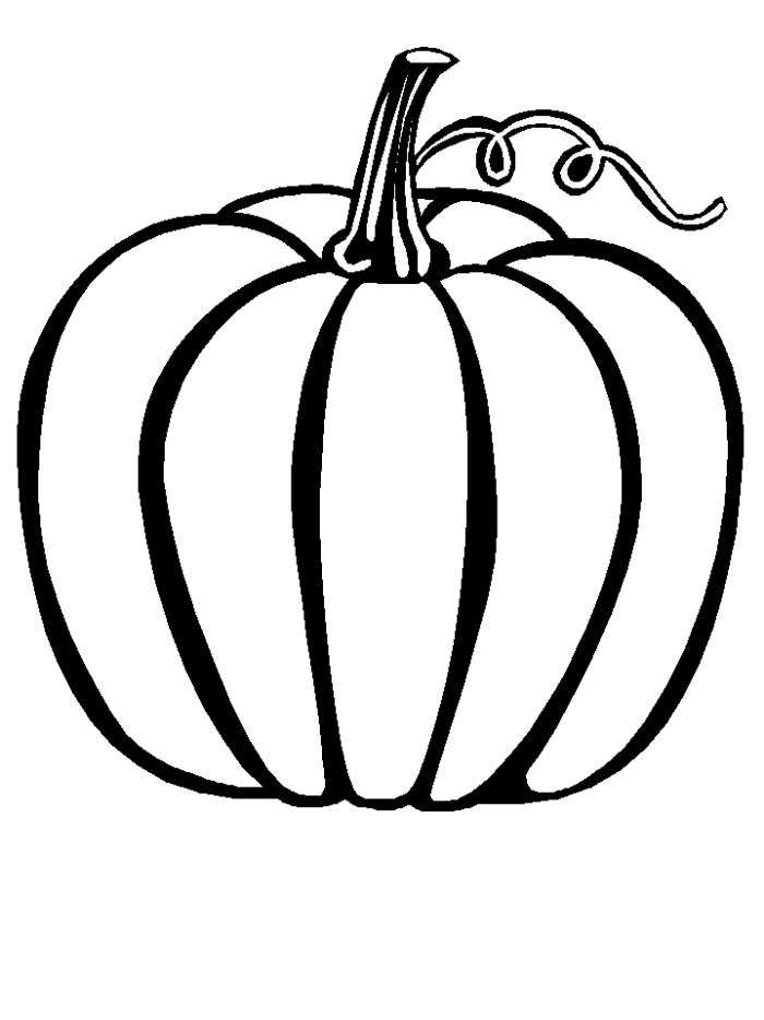 fall images coloring pages - photo#36