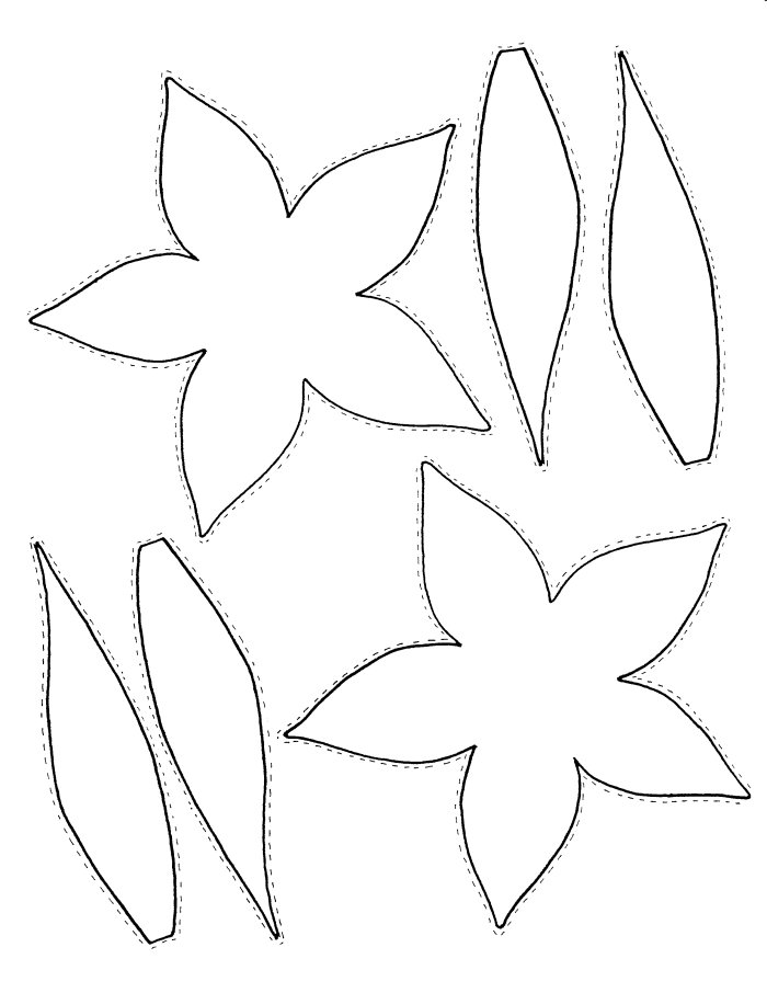 Spring seasons janice 39 s daycare for Parts of a flower coloring page