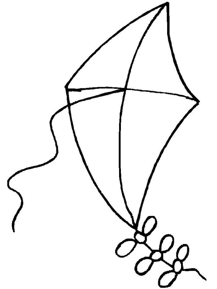 Market Coloring Pages Kites