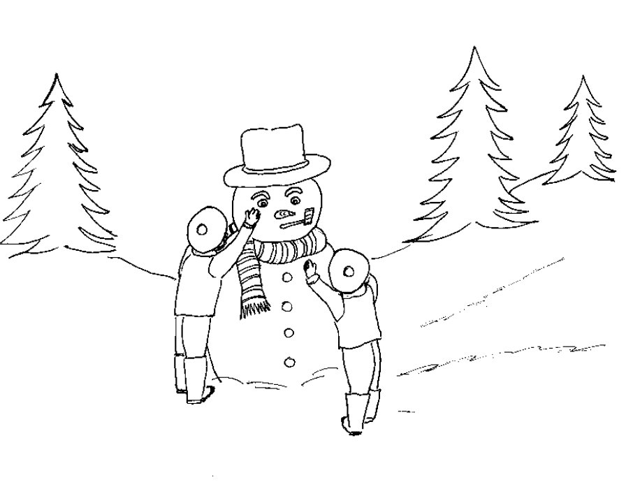 Winter - Seasons - Janice's Daycare