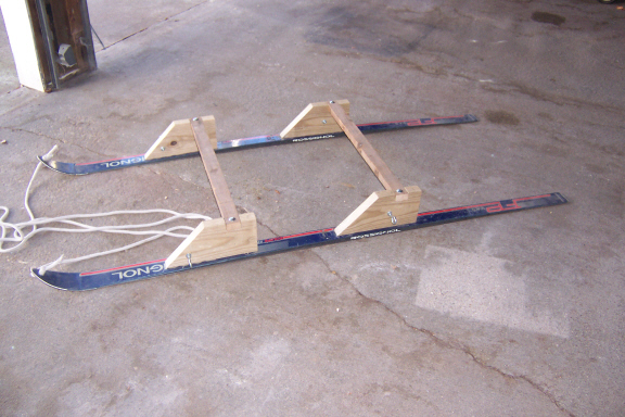 Ice fishing sled besides wooden snow sled plans on homemade sled