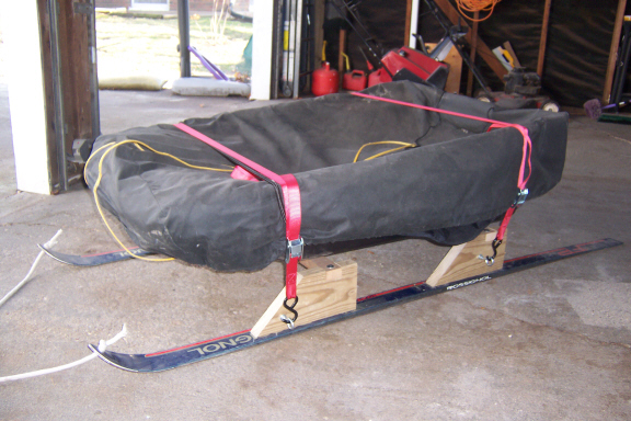 My Homemade 15 Sled Aka The Quot Smitty Sled Quot