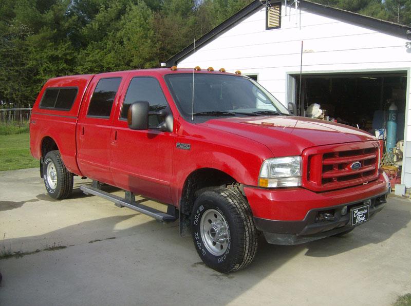 2004 F250