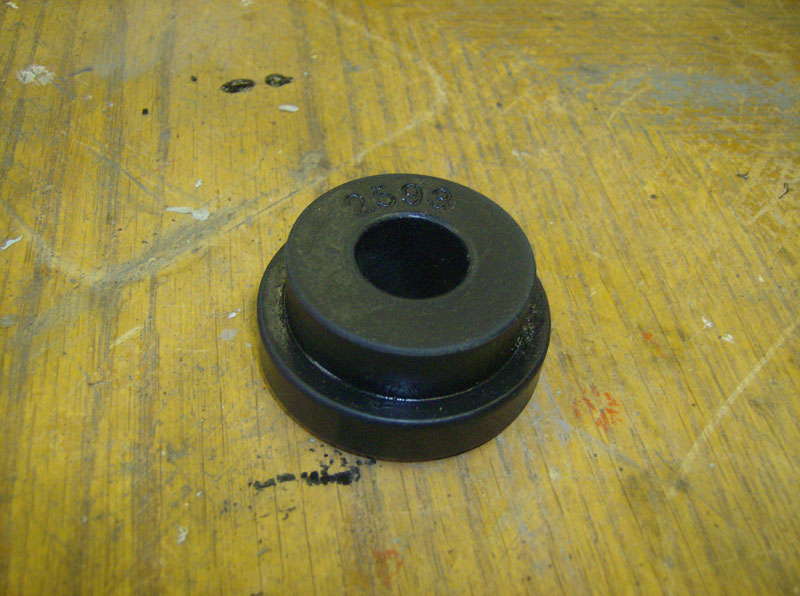 Ford F250 Sway Bar Bushing Replacement