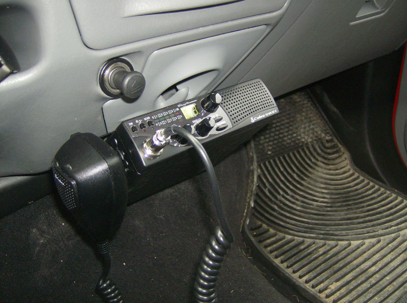 Cb Mounting In F250 Ford Truck Enthusiasts Forumsrhfordtrucks: Ford Super Duty Cb Radio Mount At Elf-jo.com
