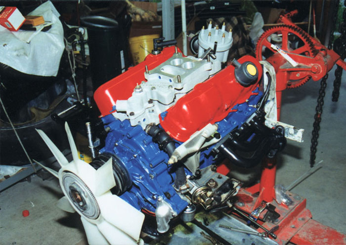 2 8 v6 conversion ford truck enthusiasts forums rh ford trucks com 2 8 Chevy V6 Crate Engines 1992 2.8 V6 Chevy Engine
