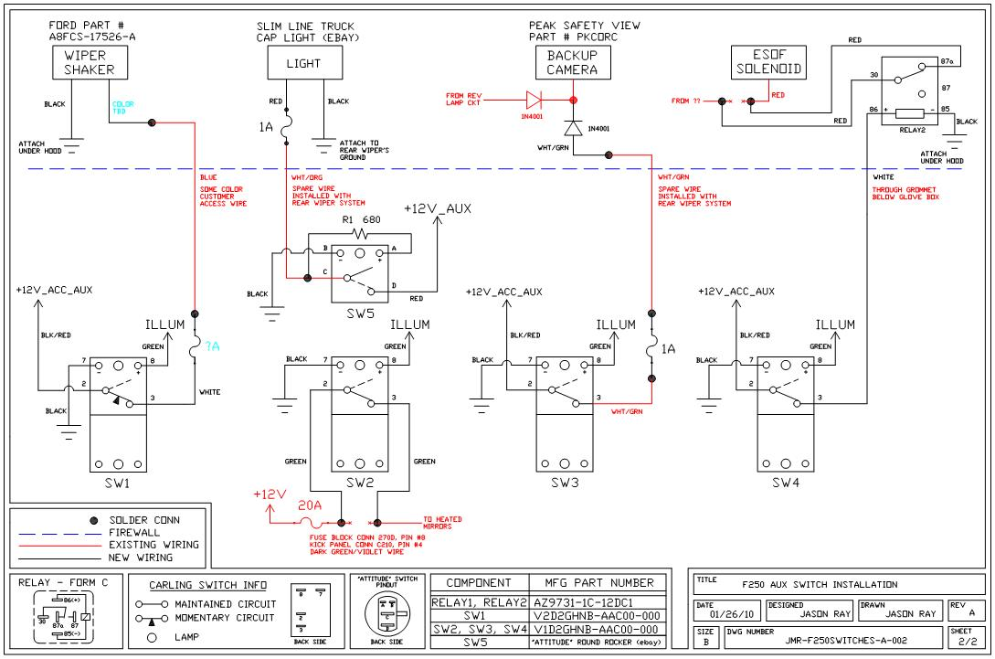 Schematic2 Backup Camera Wiring Schematics on hummer h3, license plate, toyota tundra, double din car stereo, ford f250,