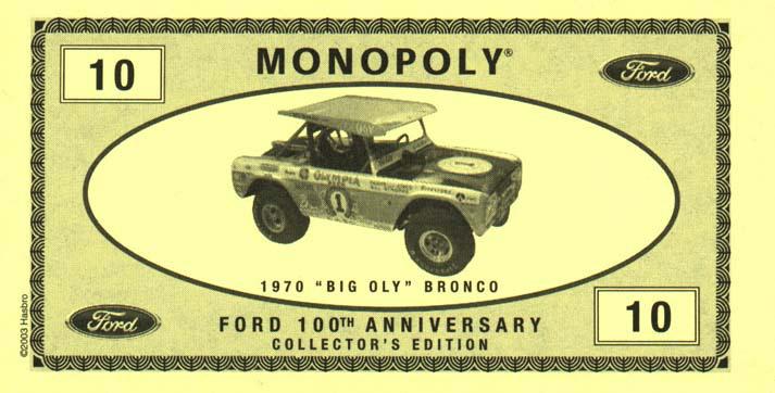 Jeep Key Fob Battery >> Bill Stroppe Baja Bronco