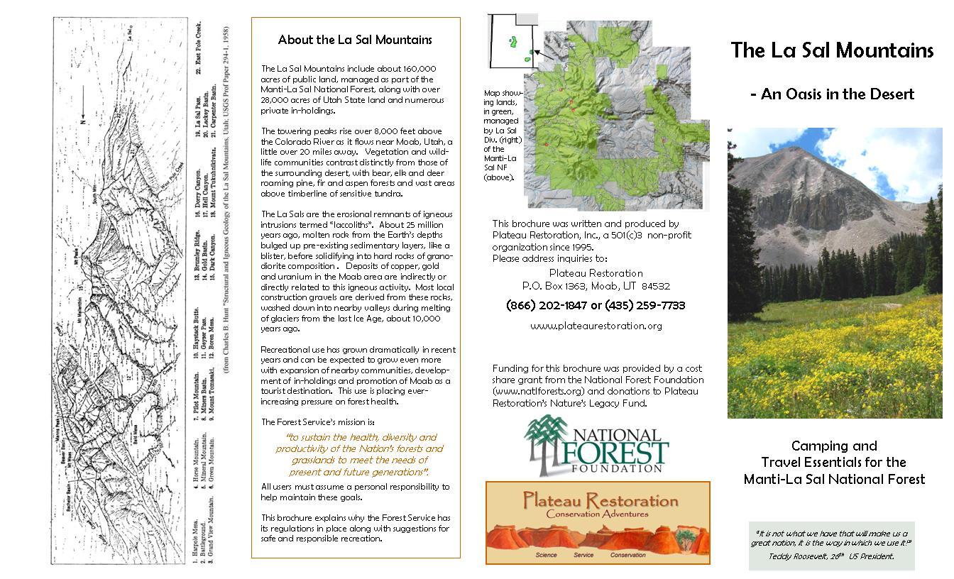 free printable brochures