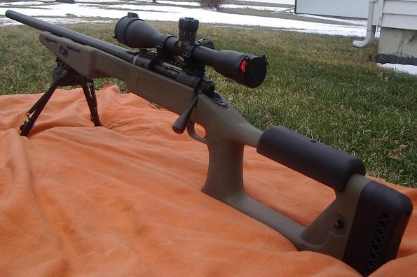 Savage Rifles - What do you have? How do you like them? Pics of what
