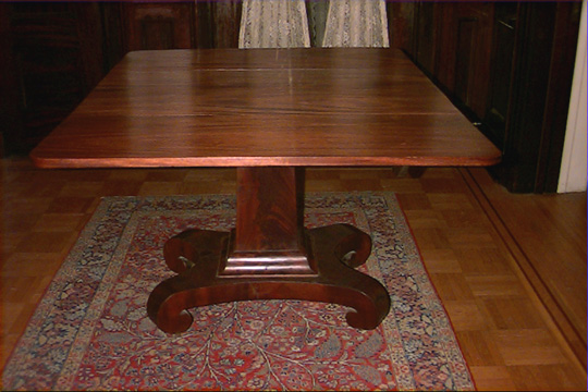 Empire Dining Room Table
