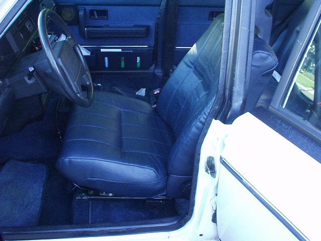 Volvo Seat Html
