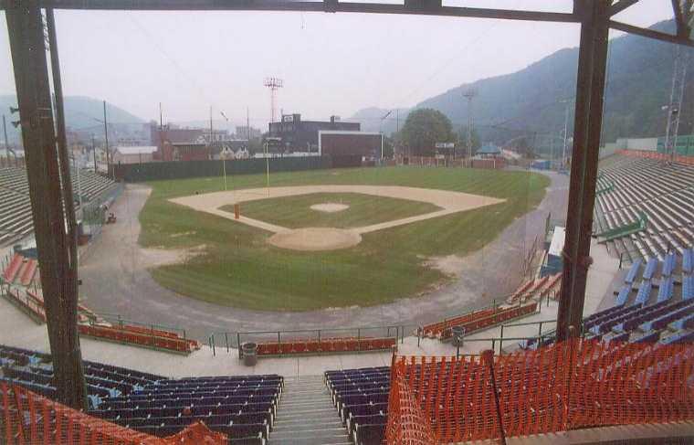 Point Stadium Johnstown Pennsylvania