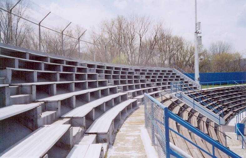 Bradner Stadium Olean New York