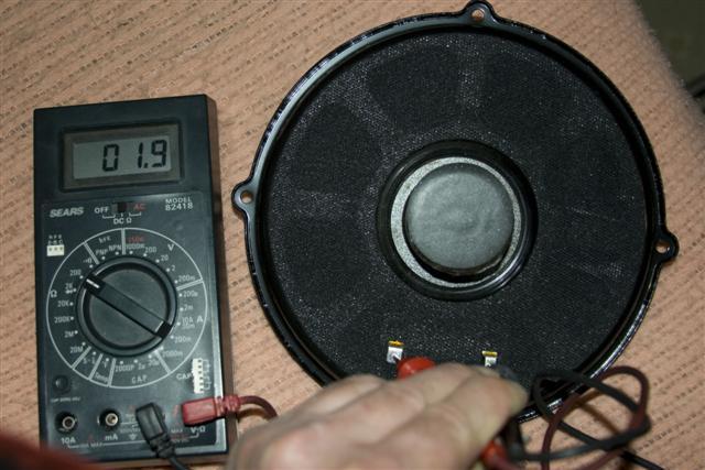 Bose dash speakers - Chevy TrailBlazer, TrailBlazer SS and ...