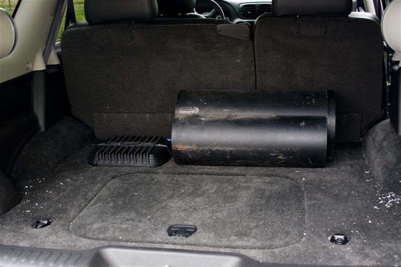 My Version Of An Amp Install Chevy Trailblazer