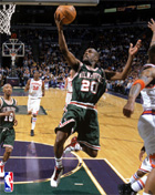 c7c41186af3 My biggest complaint is that like seemingly every team the Bucks' jerseys  have that patent leathery sheen to them.