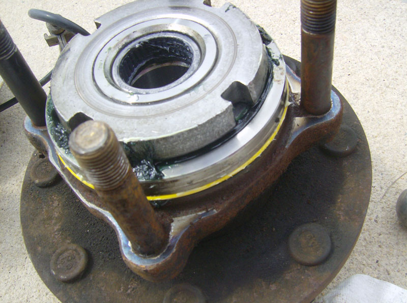 2004 F250 Ball Joint Replacement