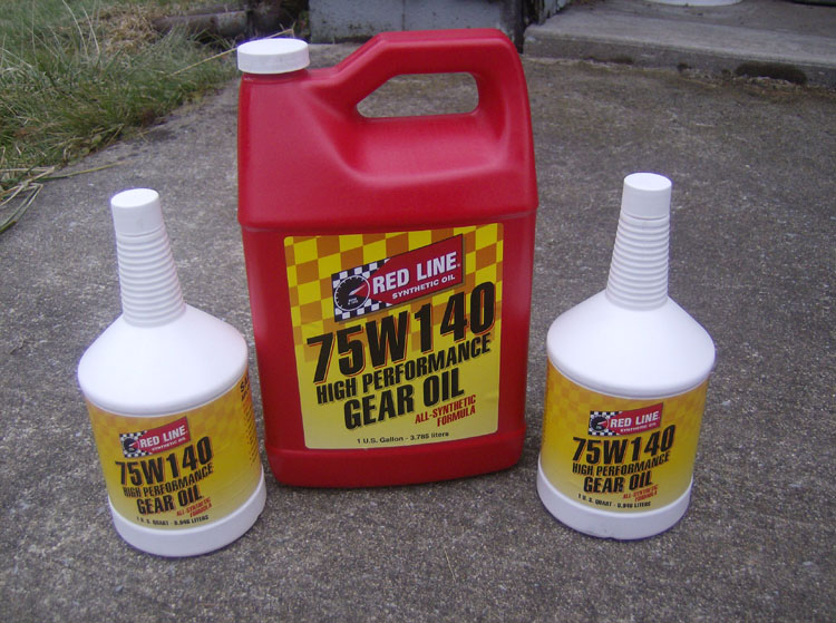 Front and Rear Diff Fluid? - Ford Truck Enthusiasts Forums