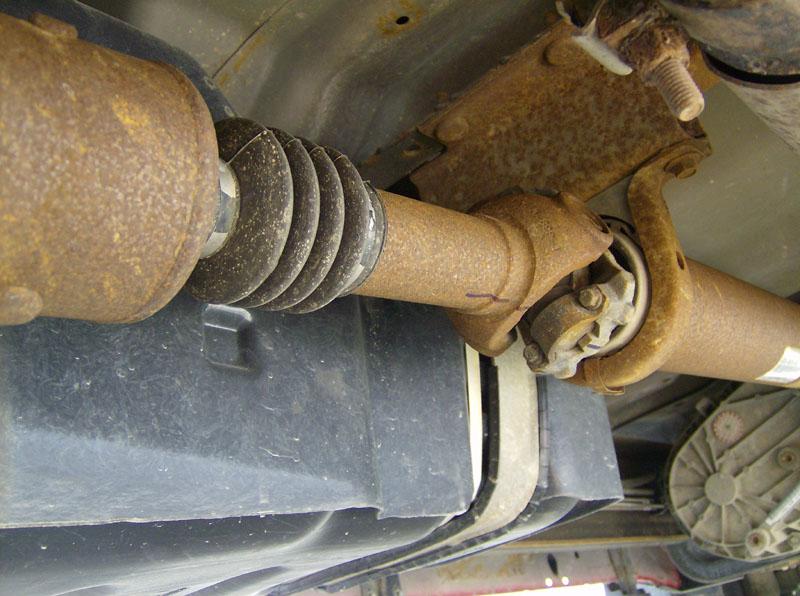 2003 f150 engine shudder