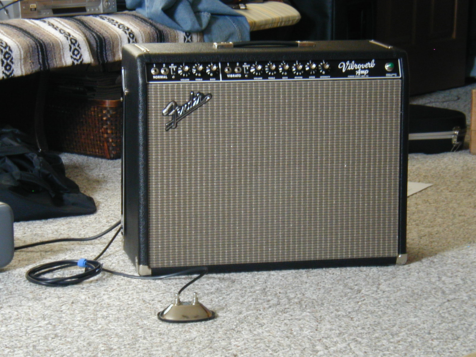 Calling All Vibroverbs | Page 2 | Telecaster Guitar Forum