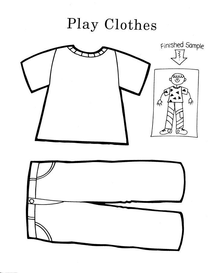 People - Coloring Sheets - Janice's Daycare