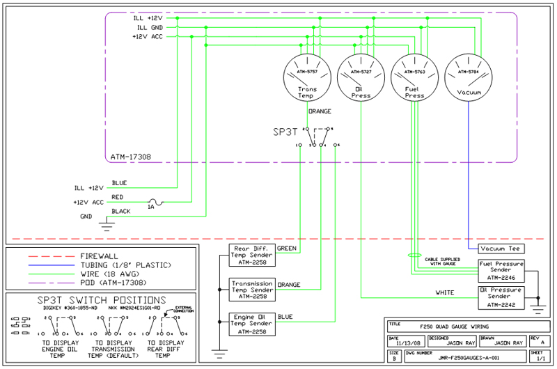 GaugeSchematic dolphin gauges wiring diagram & electrical wiring diagram cars dolphin gauge wiring diagram at aneh.co